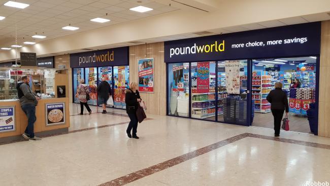 5,000 jobs at risk as Poundworld slides towards administration